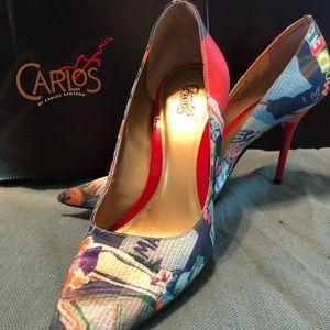 "Too old to wear 4"" heels!"